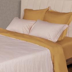 BL-38 SailiD постельное белье хлопок Сатин двухцветный евро
