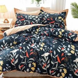 DF01-162 постельное белье микросатин Dream Fly 1,5-спальное