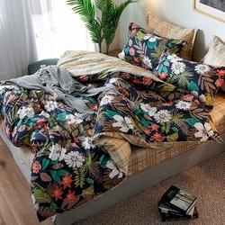 DF01-156 постельное белье микросатин Dream Fly 1,5-спальное
