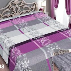DF01-138 постельное белье микросатин Dream Fly 1,5-спальное