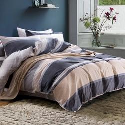 DF01-140 постельное белье микросатин Dream Fly 1,5-спальное