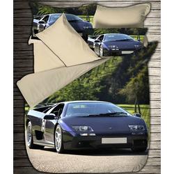 DF01-281 постельное белье микросатин Dream Fly 1,5-спальное