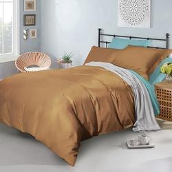 BL-41 SailiD постельное белье хлопок Сатин двухцветный евро