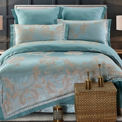 TJ114-51 Cristelle Venice постельное белье сатин жаккард семейное