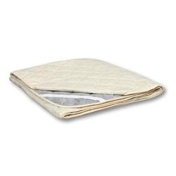 Наперник для одеяла 140х205 белый Золото