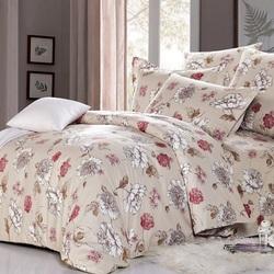 L-01 SailiD постельное белье Сатин Однотонный 1,5-спальное