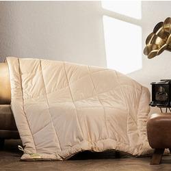 Одеяло верблюжий пух Гоби классическое 140х205