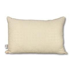 Подушка овечья шерсть Микрофибра 50х70