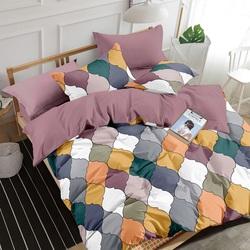 B-166 SailiD постельное белье Сатин 1,5-спальное