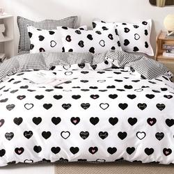 DF01-304 постельное белье микросатин Dream Fly 1,5-спальное