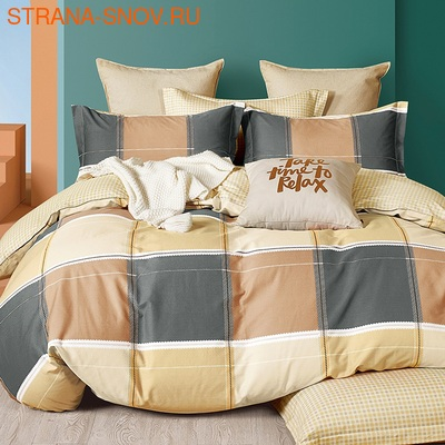 A-187 SailiD постельное белье Поплин 1,5-спальное