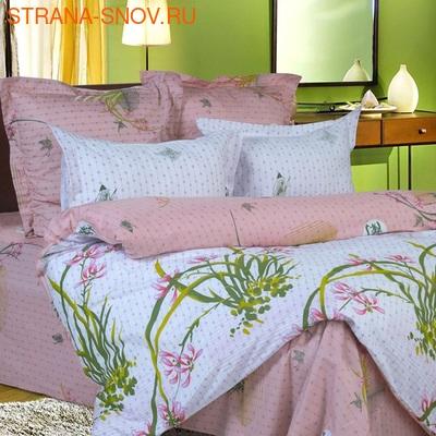 SailiD B-070 постельное белье Сатин 1,5-спальное