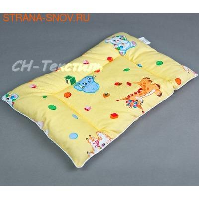 Подушка для грудничков шерсть ОВЕЧКА 40х60