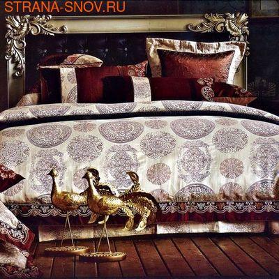B-084 SailiD постельное белье Сатин 1,5-спальное