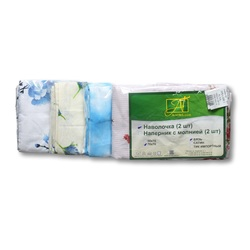 Постельное белье сатин набивной SailiD B-157