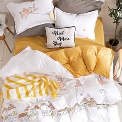 A-178 SailiD постельное белье Поплин 1,5-спальное