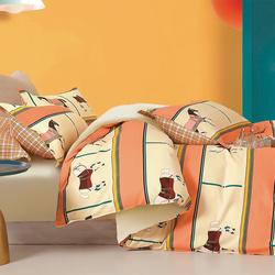 Детское постельное белье поплин SailiD C-47