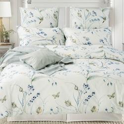 Постельное белье сатин в детскую кроватку БАРАШКИ