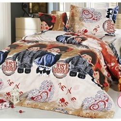 Детское постельное белье поплин SailiD C-56