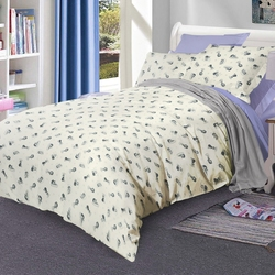 A-160 SailiD постельное белье Поплин 1,5-спальное
