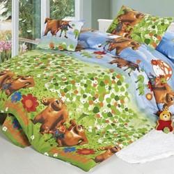 Детское постельное белье поплин SailiD C-58