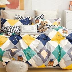 Детское постельное белье поплин SailiD C-61