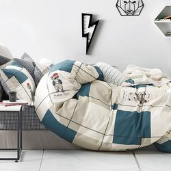 Одеяло-покрывало меховое ЯГНЕНОК