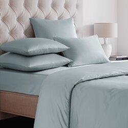 L-09 SailiD постельное белье Сатин Однотонный 1,5-спальное