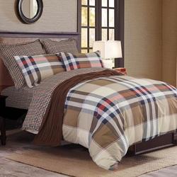 Постельное белье поплин в детскую кроватку РОМАШКИ