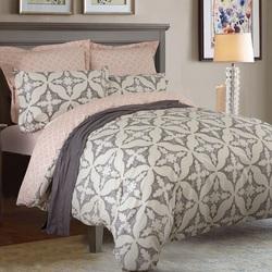 L-10 SailiD постельное белье Сатин Однотонный 2-спальное