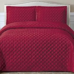 D-078 SailiD постельное белье Сатин Однотонный + вышивка Семейное