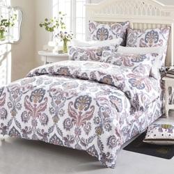 Постельное белье сатин в детскую кроватку МИШКА